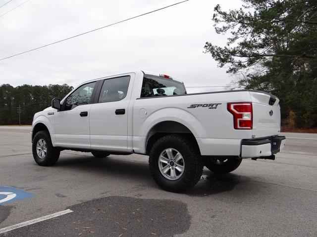 2020 F-150 SuperCrew Cab 4x4, Pickup #T6189 - photo 11