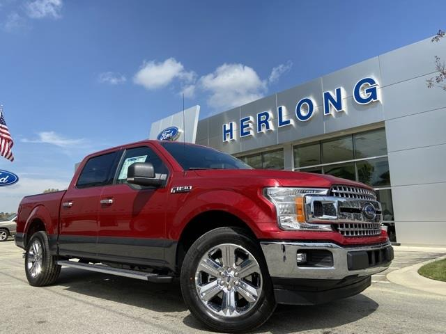 2020 Ford F-150 SuperCrew Cab 4x2, Pickup #T6201 - photo 1