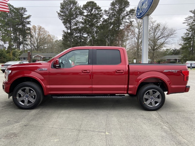 2020 F-150 SuperCrew Cab 4x4, Pickup #T6203 - photo 12