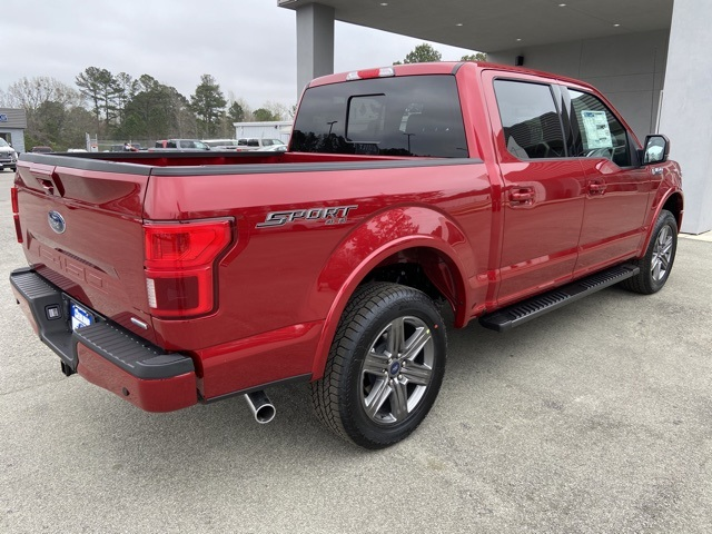 2020 F-150 SuperCrew Cab 4x4, Pickup #T6203 - photo 2