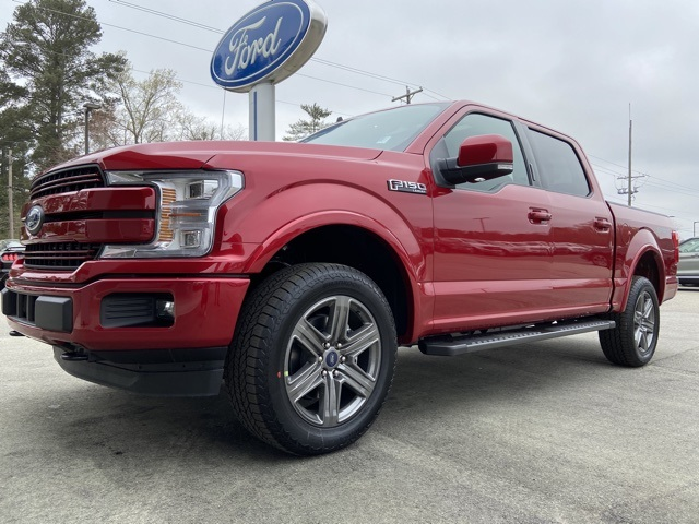 2020 F-150 SuperCrew Cab 4x4, Pickup #T6203 - photo 4