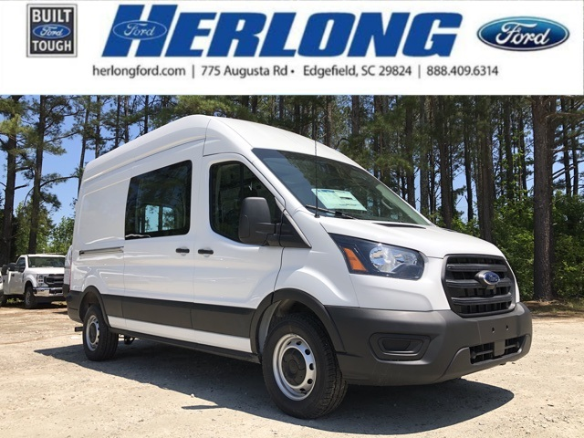 2020 Ford Transit 250 High Roof RWD, Empty Cargo Van #T6206 - photo 1