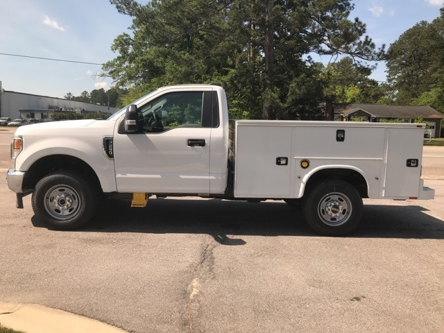 2020 Ford F-250 Regular Cab 4x4, Knapheide Steel Service Body #T6215 - photo 10