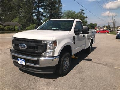 2020 Ford F-250 Regular Cab 4x4, Knapheide Steel Service Body #T6215 - photo 4