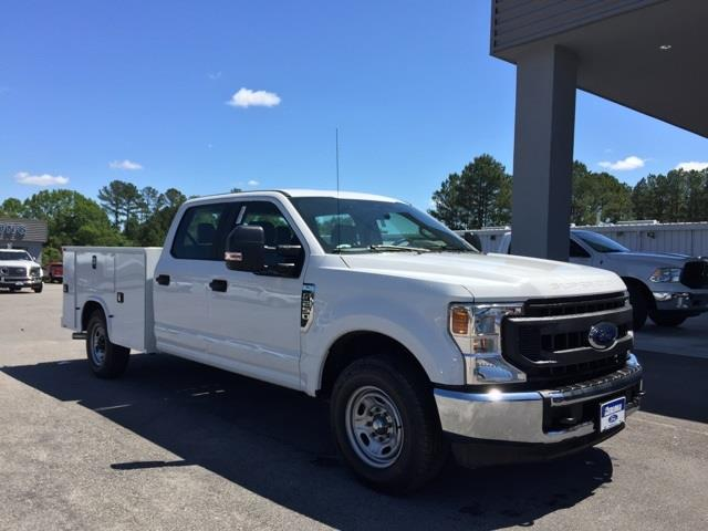 2020 Ford F-250 Crew Cab 4x2, Knapheide Service Body #T6218 - photo 1