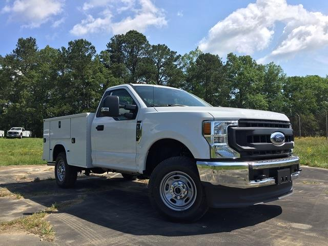 2020 Ford F-250 Regular Cab 4x4, Knapheide Service Body #T6220 - photo 1