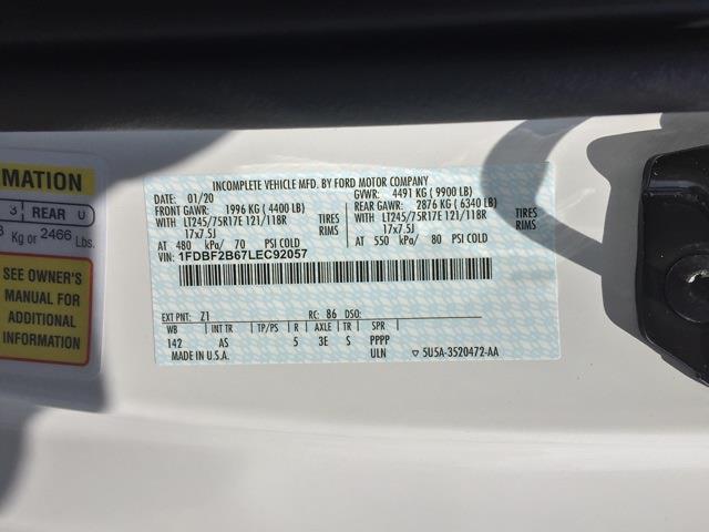 2020 Ford F-250 Regular Cab 4x4, Knapheide Steel Service Body #T6220 - photo 23