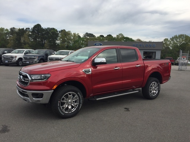 2020 Ford Ranger SuperCrew Cab 4x2, Pickup #T6224 - photo 4
