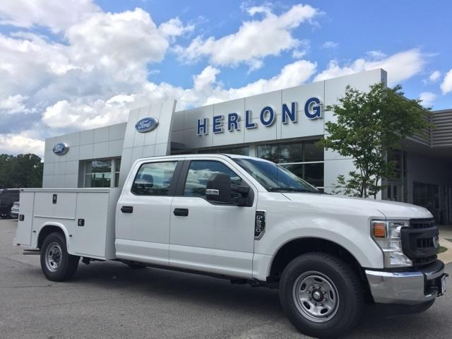 2020 Ford F-250 Crew Cab 4x2, Knapheide Service Body #T6227 - photo 1