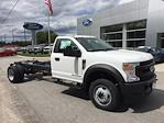 2020 Ford F-550 Regular Cab DRW 4x4, Cab Chassis #T6232 - photo 1