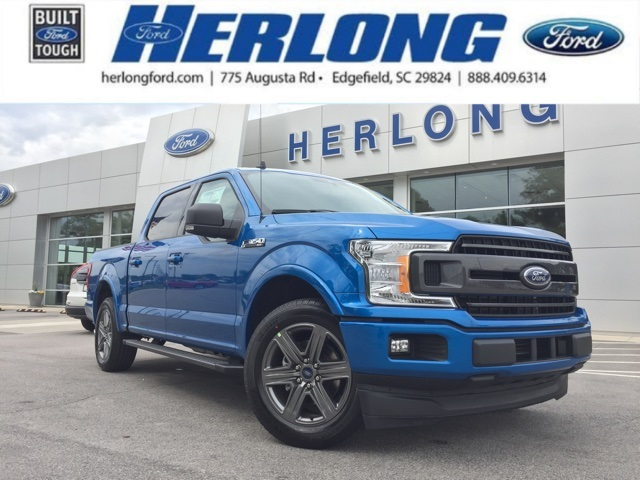 2020 Ford F-150 SuperCrew Cab 4x2, Pickup #T6238 - photo 1