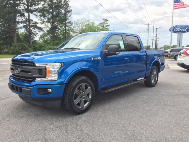 2020 Ford F-150 SuperCrew Cab 4x2, Pickup #T6238 - photo 4