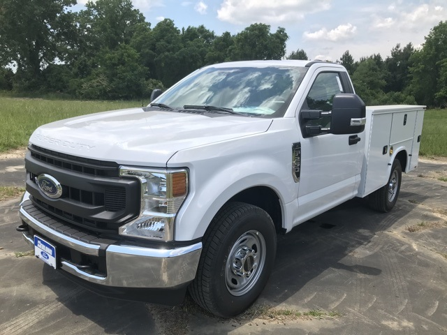 2020 Ford F-250 Regular Cab 4x2, Knapheide Steel Service Body #T6239 - photo 4