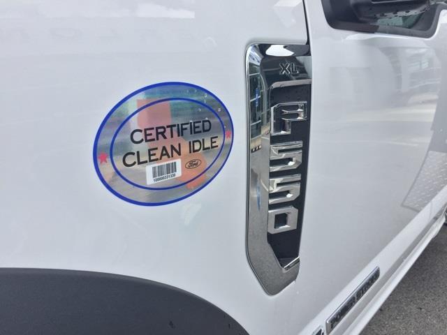 2020 Ford F-550 Regular Cab DRW 4x4, Knapheide Concrete Concrete Body #T6273 - photo 11