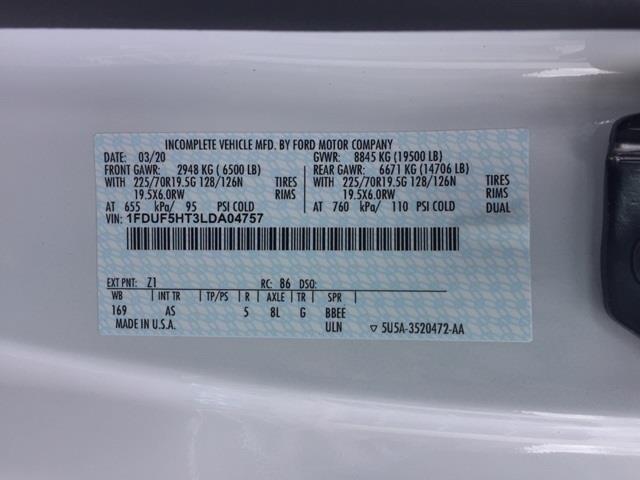 2020 Ford F-550 Regular Cab DRW 4x4, Knapheide Concrete Concrete Body #T6273 - photo 18