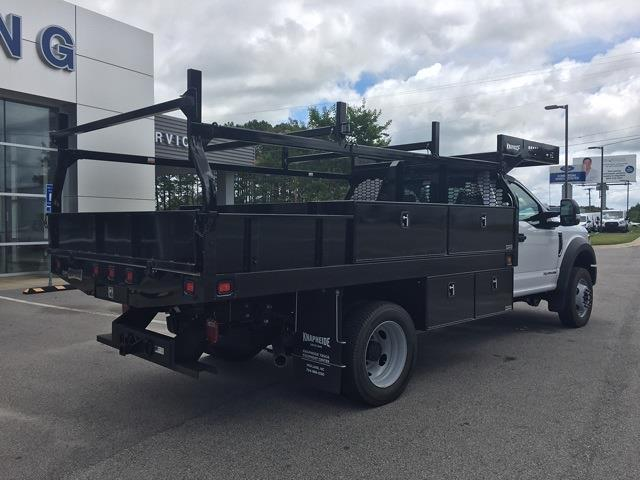 2020 Ford F-550 Regular Cab DRW 4x4, Knapheide Concrete Platform Body #T6273 - photo 6