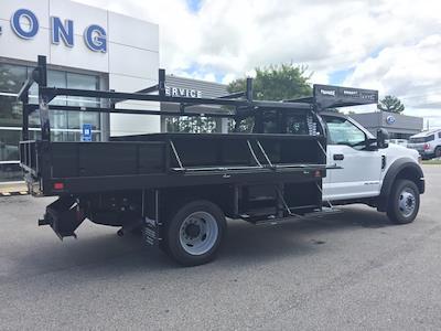 2020 Ford F-550 Regular Cab DRW 4x4, Knapheide Concrete Platform Body #T6273 - photo 17