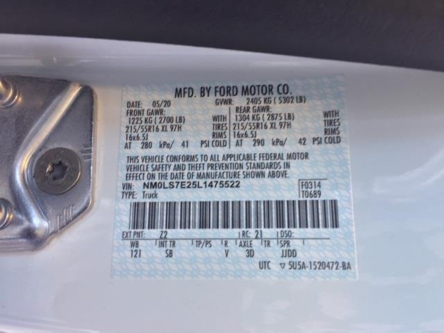 2020 Ford Transit Connect, Empty Cargo Van #T6277 - photo 18