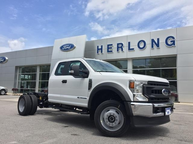 2020 Ford F-450 Super Cab DRW 4x4, Service Body #T6288 - photo 1