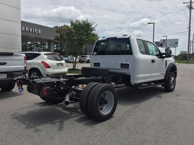 2020 Ford F-450 Super Cab DRW 4x4, Cab Chassis #T6288 - photo 5