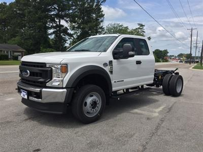 2020 Ford F-450 Super Cab DRW 4x4, Cab Chassis #T6288 - photo 4