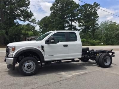 2020 Ford F-450 Super Cab DRW 4x4, Cab Chassis #T6288 - photo 7