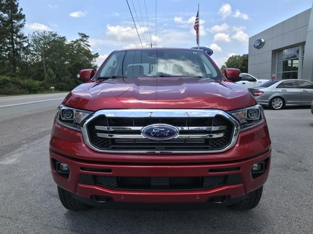 2020 Ford Ranger SuperCrew Cab 4x4, Pickup #T6296 - photo 2