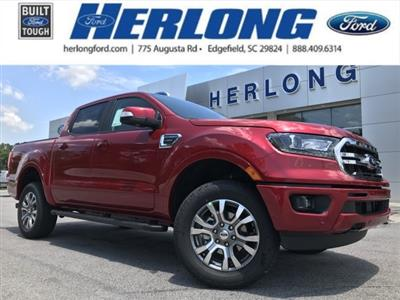 2020 Ford Ranger SuperCrew Cab 4x4, Pickup #T6296 - photo 1