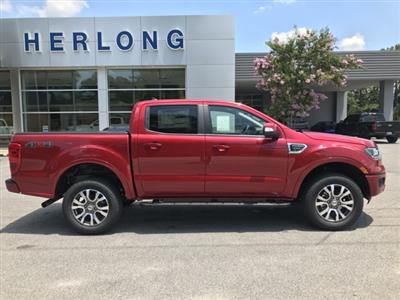 2020 Ford Ranger SuperCrew Cab 4x4, Pickup #T6296 - photo 10