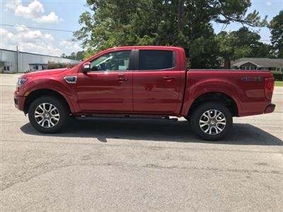 2020 Ford Ranger SuperCrew Cab 4x4, Pickup #T6296 - photo 4