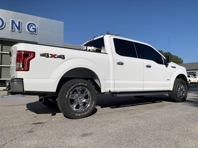 2015 Ford F-150 SuperCrew Cab 4x4, Pickup #T62991 - photo 2