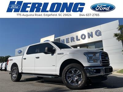2015 Ford F-150 SuperCrew Cab 4x4, Pickup #T62991 - photo 1
