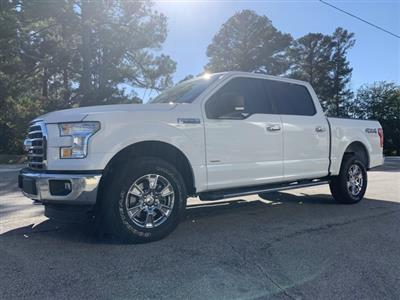 2015 Ford F-150 SuperCrew Cab 4x4, Pickup #T62991 - photo 4