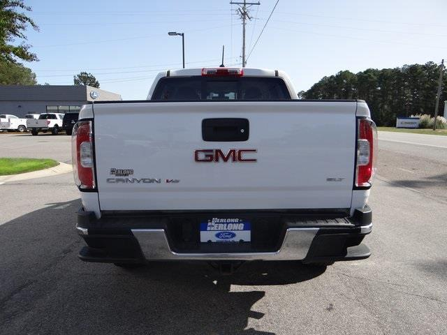 2017 GMC Canyon Crew Cab 4x4, Pickup #T62992 - photo 13
