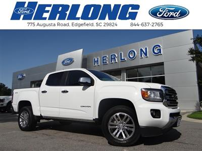 2017 GMC Canyon Crew Cab 4x4, Pickup #T62992 - photo 1