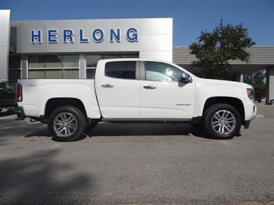 2017 GMC Canyon Crew Cab 4x4, Pickup #T62992 - photo 11