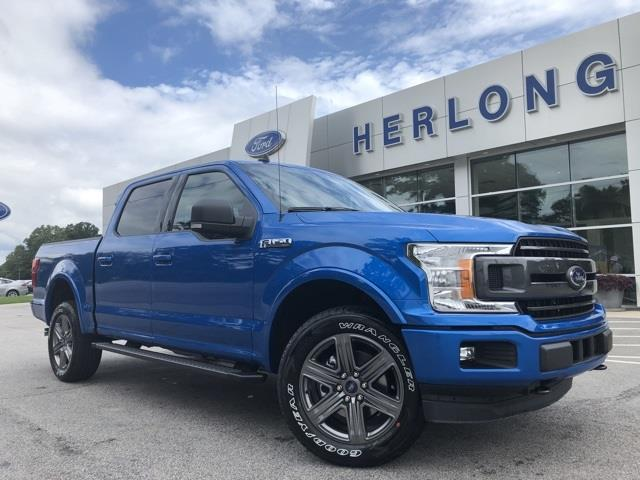 2020 Ford F-150 SuperCrew Cab 4x4, Pickup #T6306 - photo 1