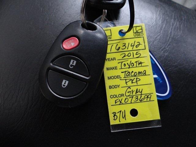 2015 Toyota Tacoma Double Cab 4x2, Pickup #T63142 - photo 31