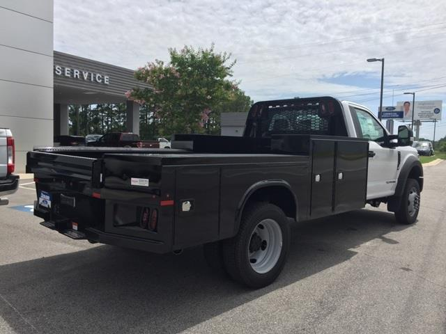 2020 Ford F-550 Regular Cab DRW 4x2, Platform Body #T6321 - photo 1