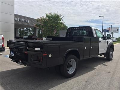 2020 Ford F-550 Regular Cab DRW 4x2, Platform Body #T6321 - photo 2