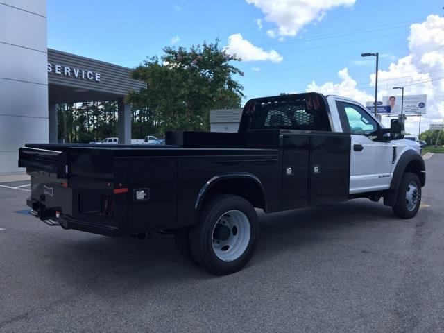 2020 Ford F-450 Regular Cab DRW 4x2, Platform Body #T6322 - photo 1
