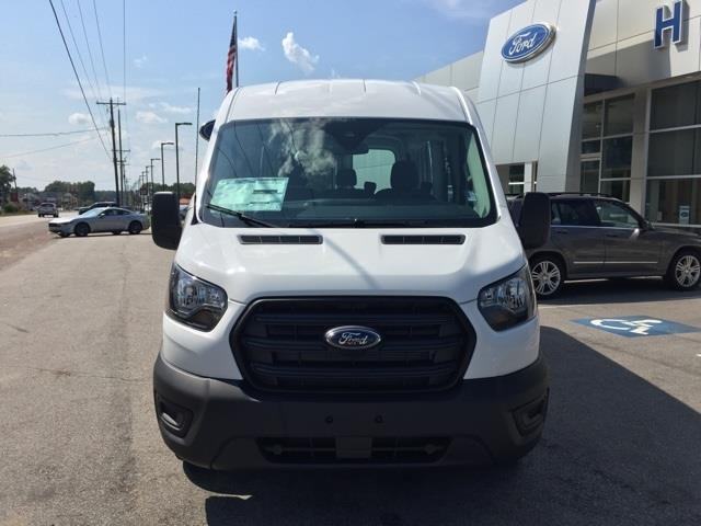 2020 Ford Transit 250 Med Roof RWD, Empty Cargo Van #T6338 - photo 3