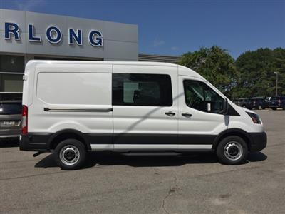2020 Ford Transit 250 Med Roof RWD, Empty Cargo Van #T6338 - photo 5