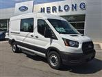 2020 Ford Transit 250 Med Roof RWD, Empty Cargo Van #T6338 - photo 6
