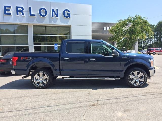 2020 Ford F-150 SuperCrew Cab 4x4, Pickup #T6350 - photo 3
