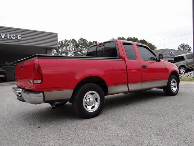 2001 Ford F-150 Super Cab 4x2, Pickup #T63982 - photo 2