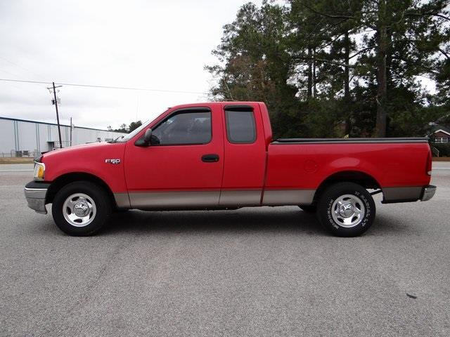 2001 Ford F-150 Super Cab 4x2, Pickup #T63982 - photo 8
