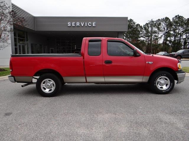 2001 Ford F-150 Super Cab 4x2, Pickup #T63982 - photo 9