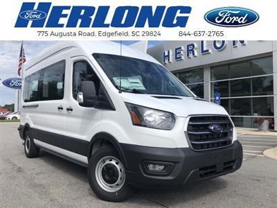 2020 Ford Transit 350 High Roof 4x2, Passenger Wagon #T6410 - photo 1