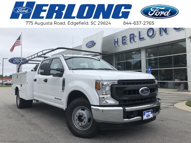 2020 Ford F-350 Crew Cab DRW 4x2, Knapheide Service Body #T6415 - photo 1